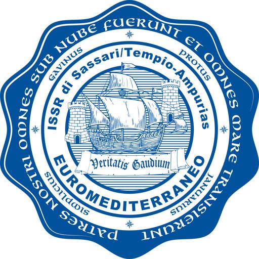 Logo-ISSR-Sassari-Tempio-Ampurias-Euromediterraneo