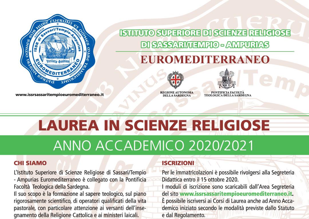 Locandina AA 2020-2021