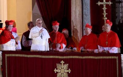 Anniversario dell'Elezione di Papa Francesco